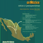 Incidencia pública en México: retos y perspectivas. 19 de febrero de 2015, 9:30 horas Auditorio de CEIICH, Torre II de Humanidades 4º piso, CU-UNAM.