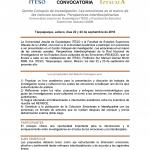 Quinto Coloquio de Investigación. Las emociones en el marco de las ciencias sociales: Perspectivas interdisciplinarias RENISCE