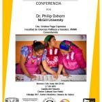 Modelos de ciudadanía en América Latina y el Caribe, Dr. Philip Oxhorn