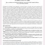 Coloquio Protesta social, procesos de democratización, y exigibilidad de derechos en América latina y el Caribe