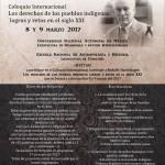 Coloquio Internacional Homenaje a Rodolfo Stavenhagen