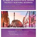 PODEMOS en Ibero Puebla