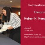 PROGRAMA HUBERT H. HUMPHREY Estancias de Profesionalización en Estados Unidos.