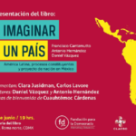 Cartel presentación del libro: Imaginar un país