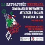 La Revolución Mexicana como marco de movimientos artísticos y sociales en América Latina