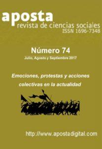 Aposta. Revista de Ciencias Sociales, No. 74