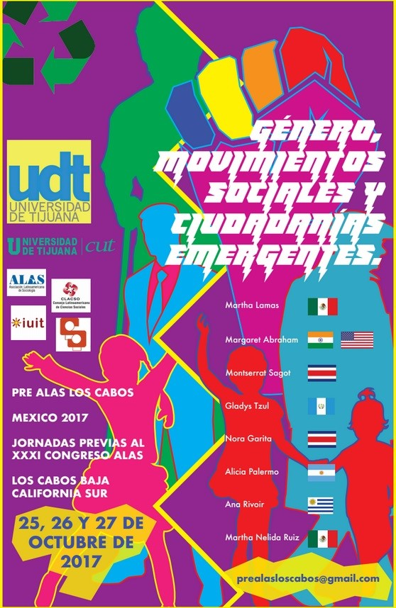 Jornadas previas al XXXI congreso ALAS
