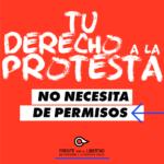 Reglamento de la ley de movilidad inhibe protesta social