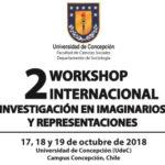 Workshop imaginarios y representaciones