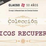 Colección Clásicos Recuperados