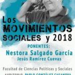 Los movimientos sociales y 2018