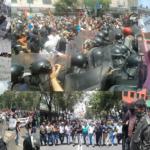 Percepciones de la protesta | G. A. Urbina Cortés