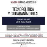 Tecnopolítica y ciudadanía digital