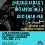 Conferencia y taller sobre la Sociedad Red