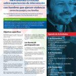 Revisiones críticas sobre experiencias de intervención
