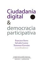 Portada Ciudadanía digital y democracia participativa