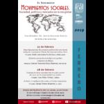 Movimientos Sociales. Sociedad, Política y Mercados