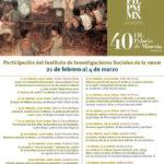 Participación del IIS en la FIL