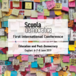 Journal Scuola Democratica. First conference