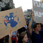 Movilizaciones frente al cambio climático