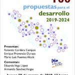 100 propuestas para el desarrollo 2019-2024