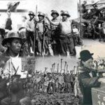 Las relaciones de solidaridad con los movimientos revolucionarios