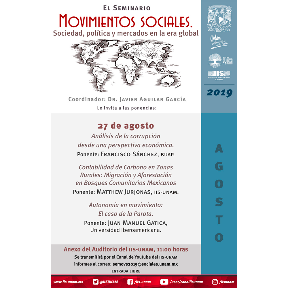 Sociedad, Política y Mercados en la Era Global