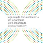 Agenda de Fortalecimiento de la Sociedad Civil