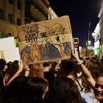 Reporte de investigación. Protestas para el futuro.