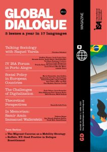 Global Dialogue, vol. 10, Issue 1