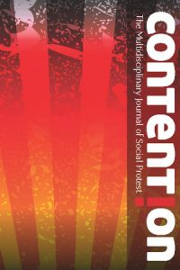 Contention, vol. 8, Issue 1