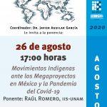 Movimientos Indígenas ante los megaproyectos