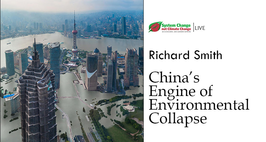 China's Engine of Environmental Collapse