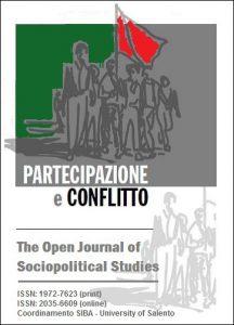 Partecipazione & Conflitto (PaCo) Vol. 13, No. 3 (2020)