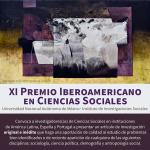 XI Premio Iberoamericano en Ciencias Sociales