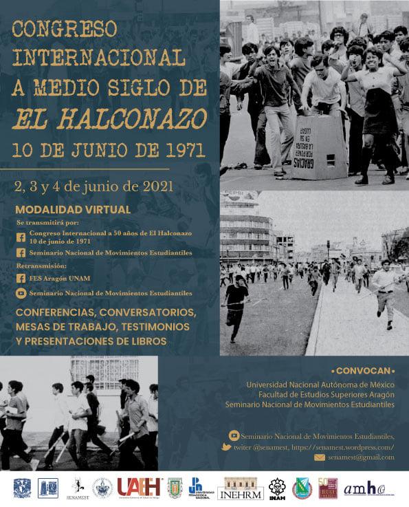 Congreso Internacional a medio siglo del El Halconazo